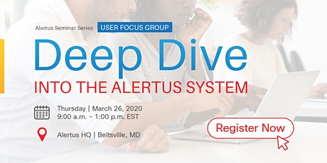 Deep Dive Into the Alertus System tickets