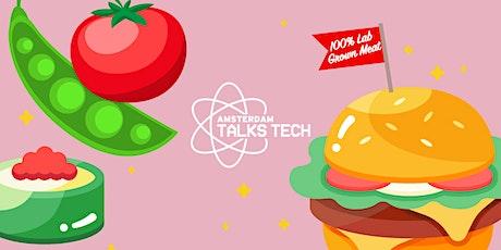 Amsterdam Talks Tech // The Food Revolution tickets