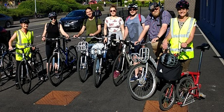 Cycle Training for Adults - Level 1 and 2 (Belfast) tickets