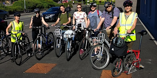 Cycle Training for Adults - Level 1 and 2 (Belfast)