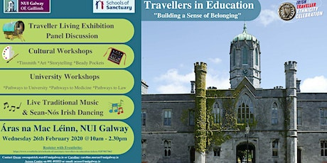 Schools of Sanctuary - Travellers in Education tickets