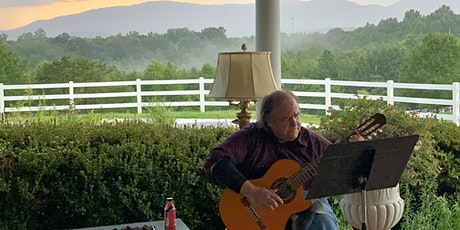 Wine on the Terrace with musician Paul Bowman tickets