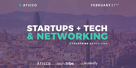 Startups & Tech · Networking Session by TechTribe tickets