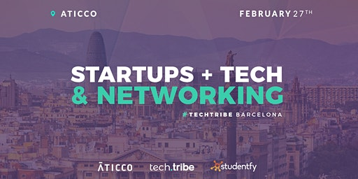 Startups & Tech · Networking Session by TechTribe