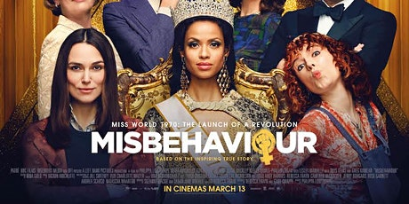 Women in Film & TV Leeds: Preview of Misbehaviour and Q&A with writer, Gaby Chiappe and host Lisa Holdsworth (Non-members) tickets