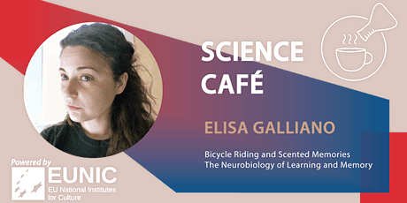 EUNIC-Science Café: Elisa Galliano Tickets