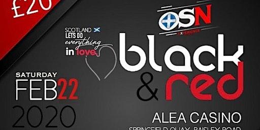 OSN Experience SCOTLAND - #GlasVegas BLACK & RED EDITION