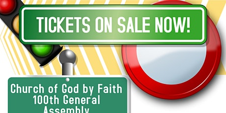 COGBF - 100th General Assembly tickets