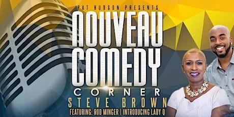 Nouveau Comedy Corner tickets