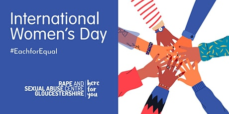 International Women's Day event - women's experiences of sexual violence. tickets