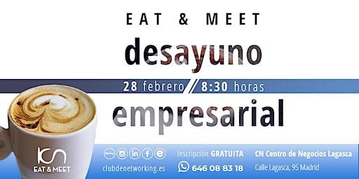 Eat & Meet: Desayuno Empresarial