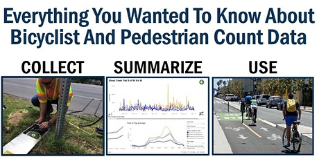 Everything you wanted to know about Bicyclist and Pedestrian Count Data tickets