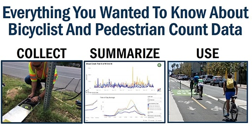 Everything you wanted to know about Bicyclist and Pedestrian Count Data