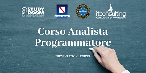 Corso Analista Programmatore