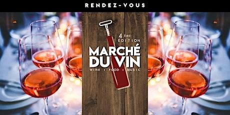 Marché Du Vin Suisse - Genève billets