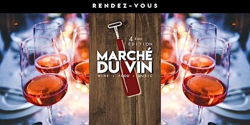 Marché Du Vin Suisse - Genève
