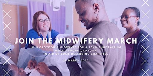Midwifery March 10km walk