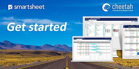 Get started with Smartsheet tickets