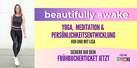 Yoga, Meditation & Persönlichkeitsentwicklung mit Lisa tickets