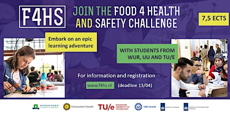 Food 4 Health and Safety Info Session - TU/e tickets