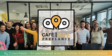 Café Freelance Bordeaux #3 billets