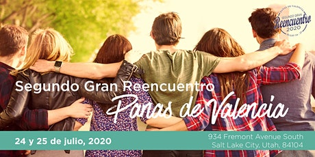 Segundo Gran Reencuentro Panas de Valencia tickets