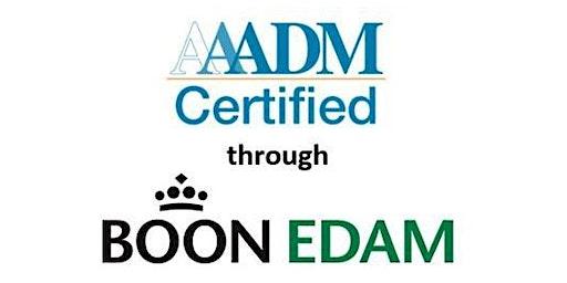 AAADM Revolver Certification Class