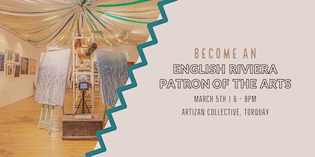 Become an English Riviera Patron of the Arts tickets
