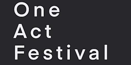 IADT Drama Society's - ONE ACT FESTIVAL