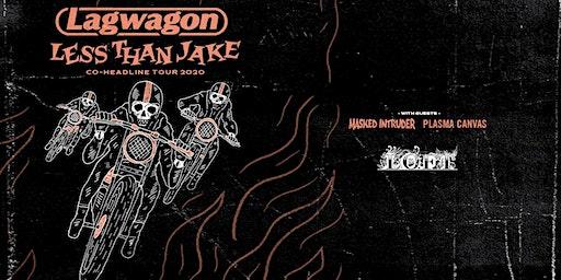 Lagwagon and Less Than Jake | 5/9 at The Loft