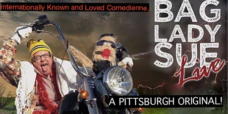 Bag Lady Sue Very Adult Comedy tickets