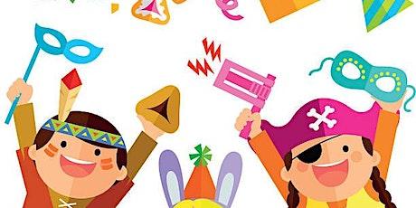 Purim Fest  für Kinder Tickets