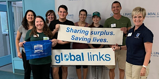 SAS Pittsburgh Alumni Chapter Service Project with Global Links