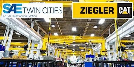 Presentation and Tour of ZIEGLER REBUILD CENTER
