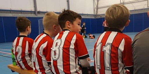 South Devon Youth Futsal League U8's