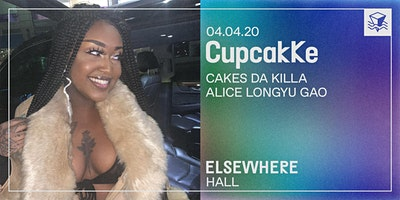CupcakKe @ Elsewhere (Hall)