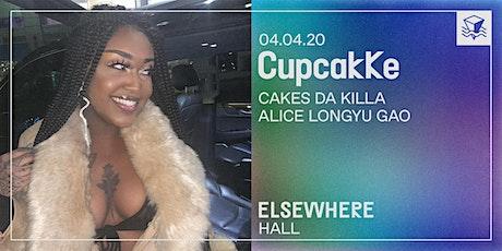 CupcakKe @ Elsewhere (Hall) tickets