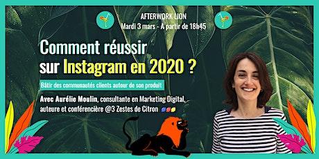 Comment réussir sur Instagram en 2020 ? billets