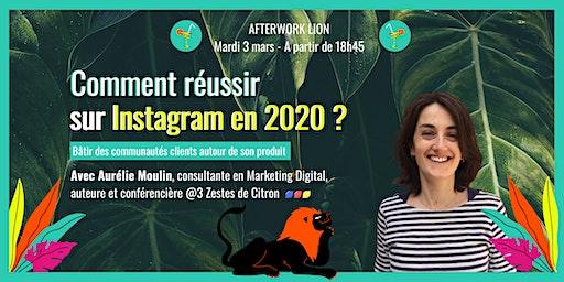 Comment réussir sur Instagram en 2020 ?