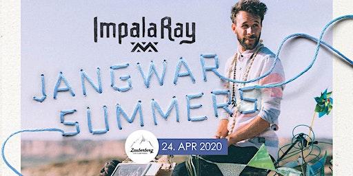 IMPALA RAY | »Jangwar Summers« Tour 2020