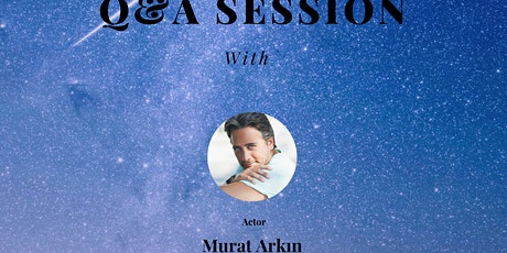 Q&A SESSION with MURAT ARKIN tickets