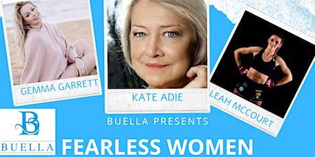 Fearless Women - Celebrating International Women's Day 2020 tickets