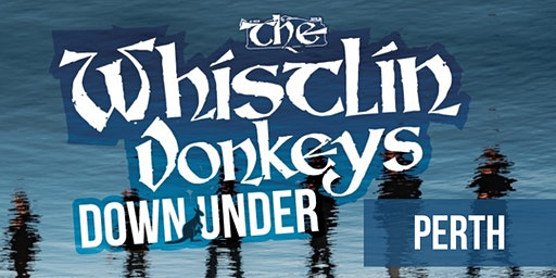 The Whistlin' Donkeys - Down Under - Perth - Rosie O'Grady's
