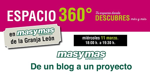 De un blog a un proyecto (León)
