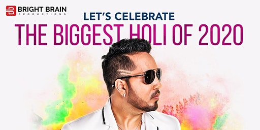 Rang Day - Holi Celebration with Mika Singh