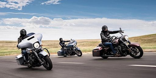 Harley-Davidson Saisonstart Probefahrten