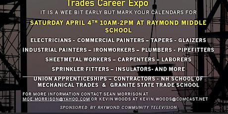 Raymond Building & Mechanical Trades Job Expo tickets