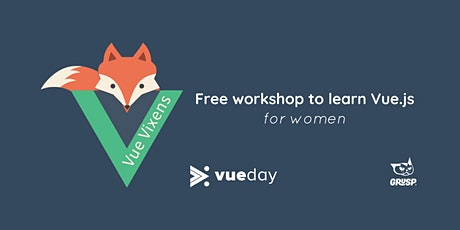 Vue Vixens Workshop Verona tickets