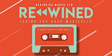 ReWined Wednesday at Dovecote tickets
