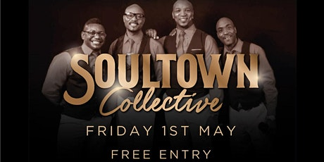 1812 Presents - Soultown Collective tickets